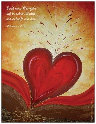 Gottes Herz