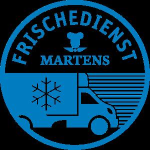 Logo Martens Frischedienst
