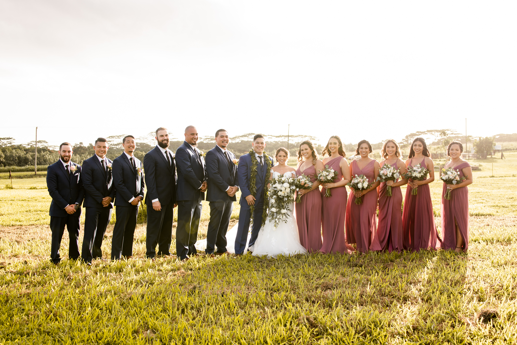 Wedding Photography Branden and Taelynn Wailua Kauai