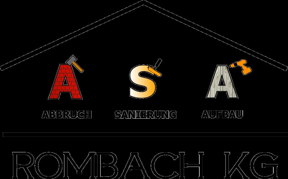 ASA Rombach KG - Bauarbeiten in Nussloch