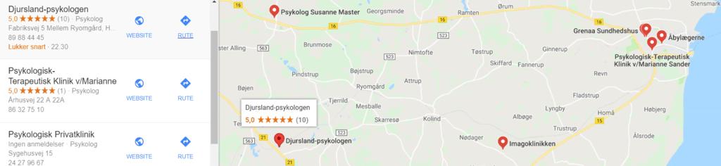 Djursland-psykologen - psykolog i nærheden af Grenaa
