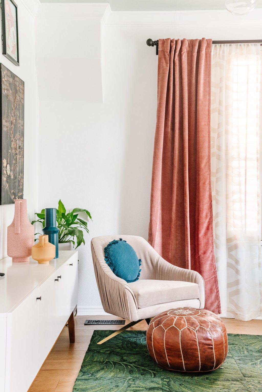 Interior design project Modern Marfa in Utah