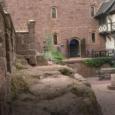 der Burghinterhof