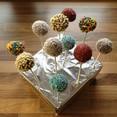 Hausgemachte Cake-Pops