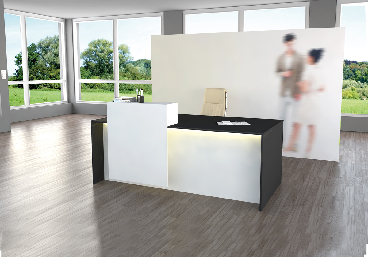 Empfangstheken - Kranich Büromöbel Vertriebs GmbH
