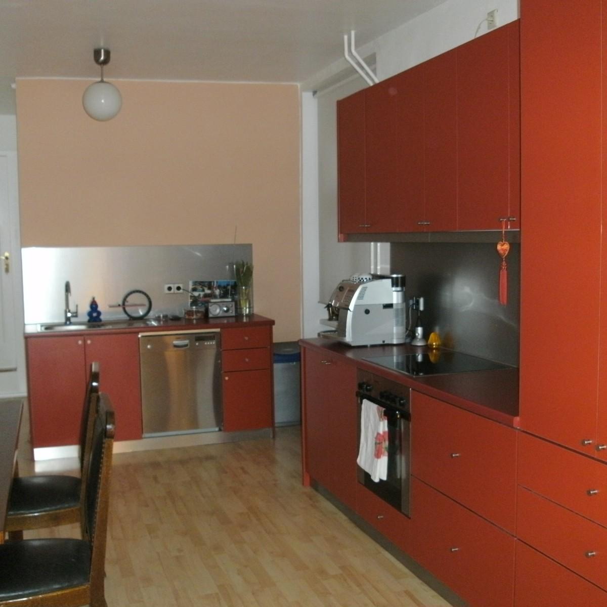 Bau u.Möbelhandwerk, Küche