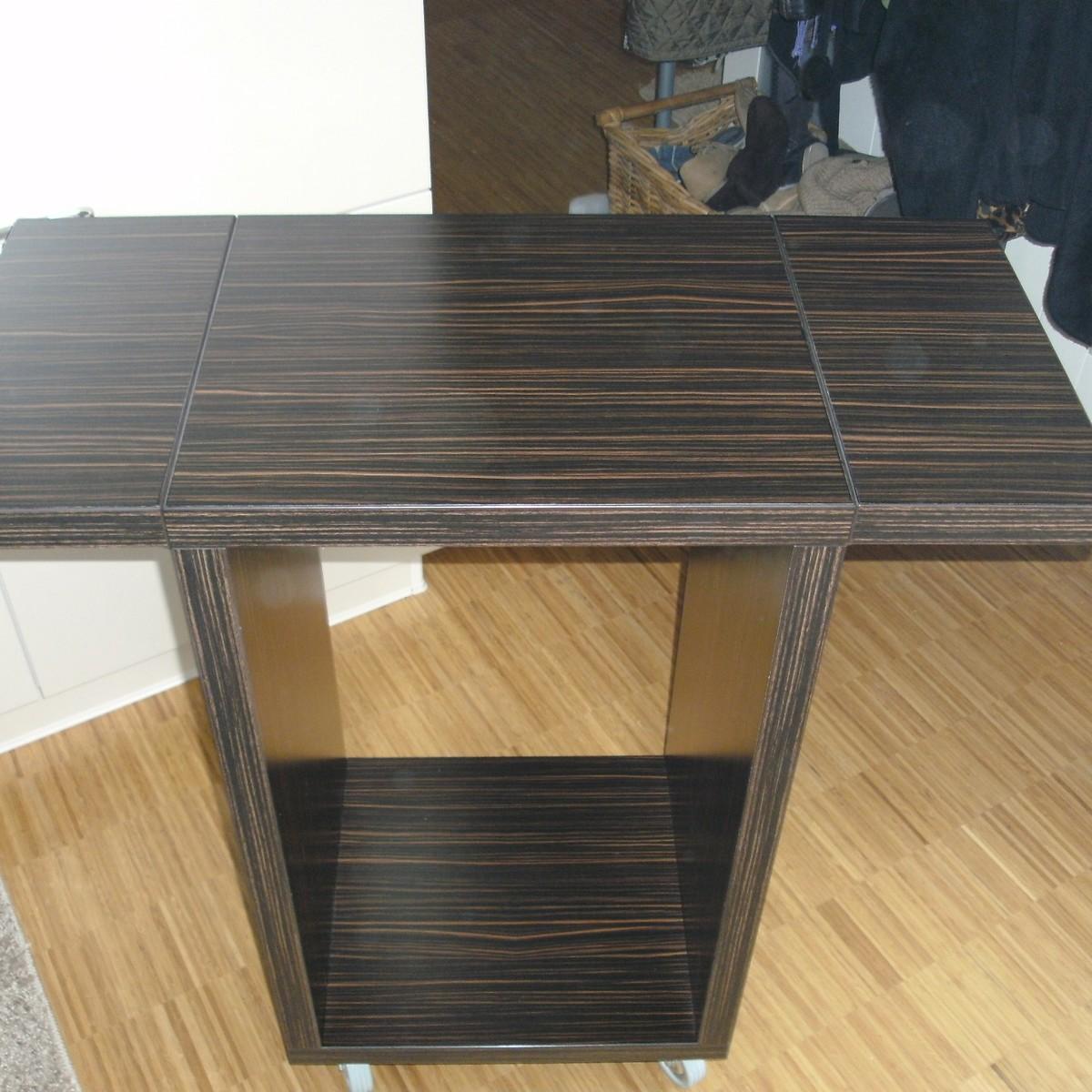 Küchenwürfel, rollbar, ausklappbar, passsend zur vorhandenen Küche