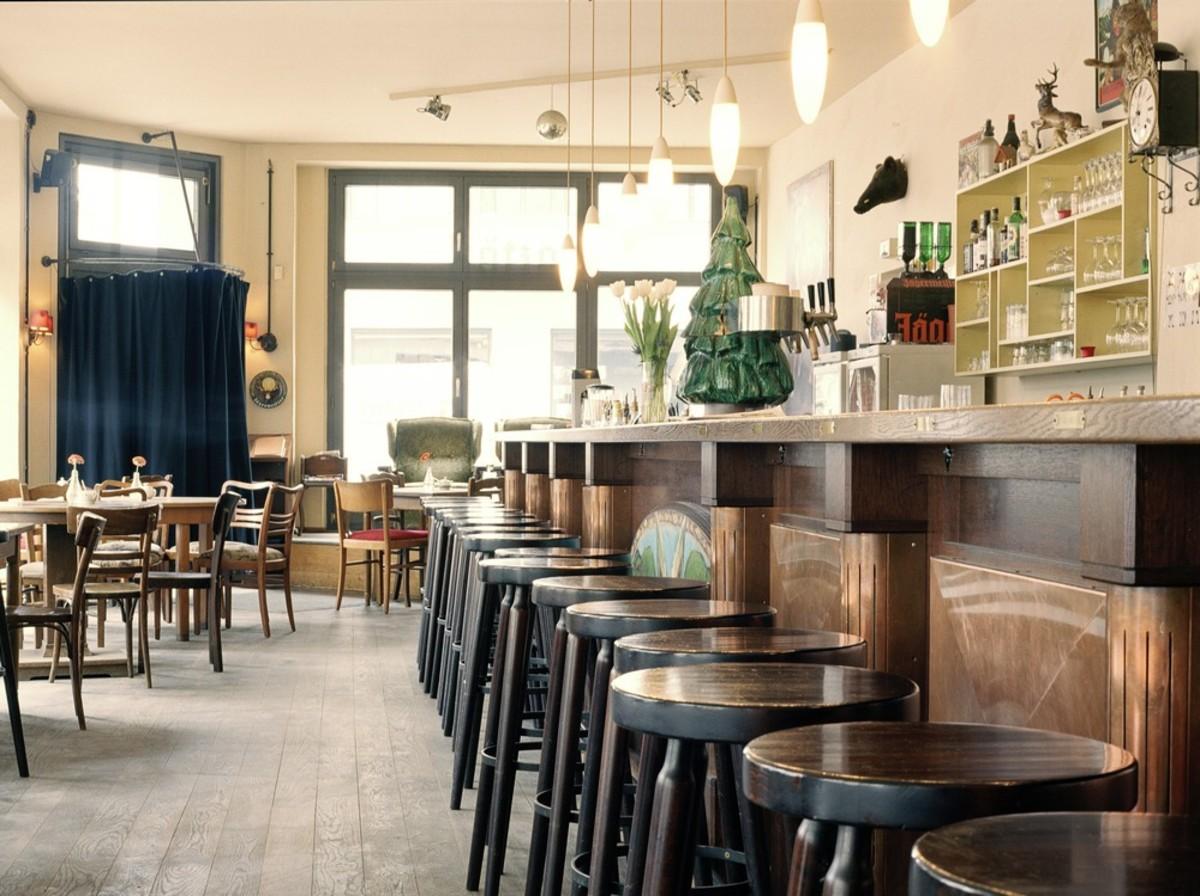 Schwarzwaldstuben In Berlin Mitte Restaurant Mit Bar Schwabisch