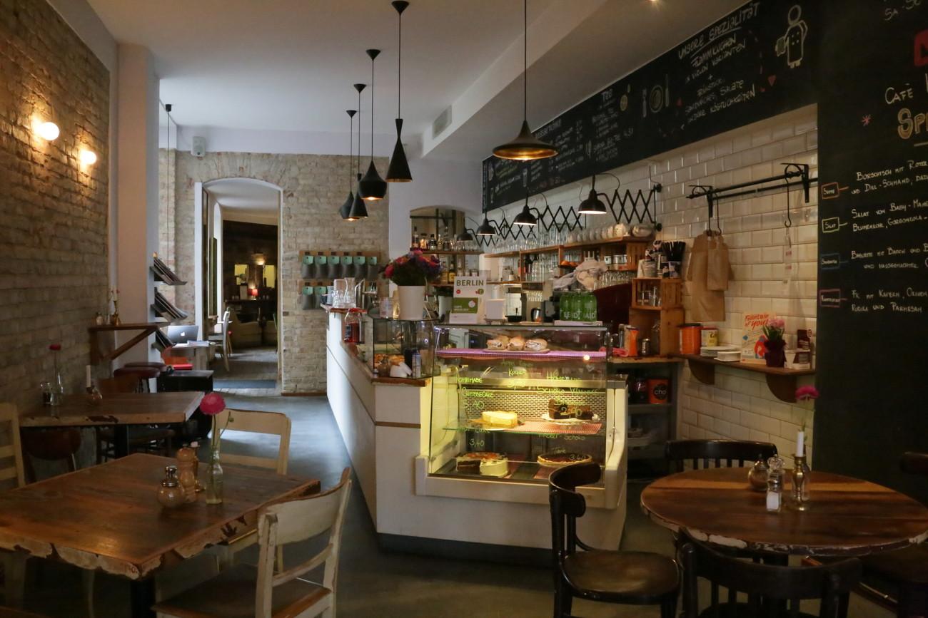 Krone Kitchen Coffee In Berlin