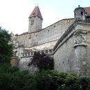 der Burgaufstieg