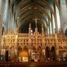 Kirche Sainte-Cecile Im BP