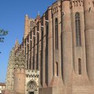 Bischofspalast in Albi