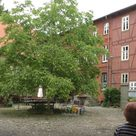 Schraubemuseum Innenhof