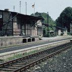Ankunftsbahnhof