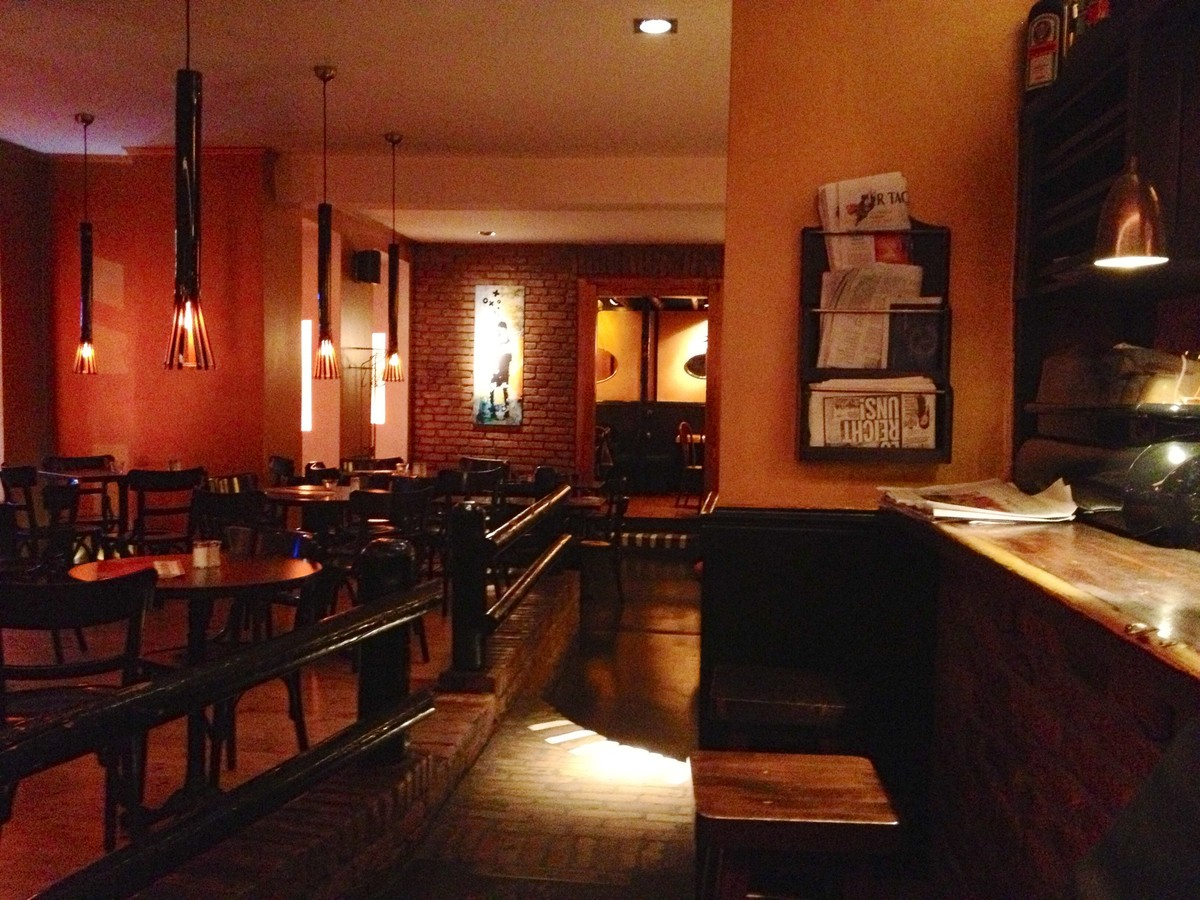 Hoppegarten Restaurant Cafe Bar Berlin Steglitz