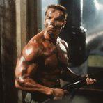 """Die perfekte Rolle für Arnie: John Matrix in """"Phantomkommando""""."""