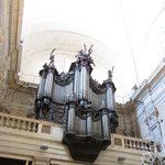 Orgel in Saint Peer