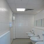 Duschen und Waschraum Vattenfall