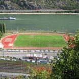 Stellplatz am Sportplatz in Bararach