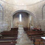 in der historischen Festungskirche