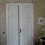 Bau u.Möbelhandwerk, Wohnzimmer vorher