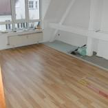 Dachgeschossausbau, Tischler u.Malerarbeiten