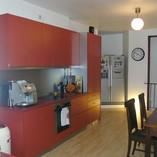 Bau u.Möbelhandwerk, Wohnküche ausgebaut