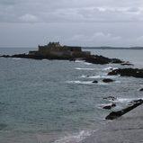 Insel vor San Malo