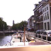 vor der Utrechter Einfahrt