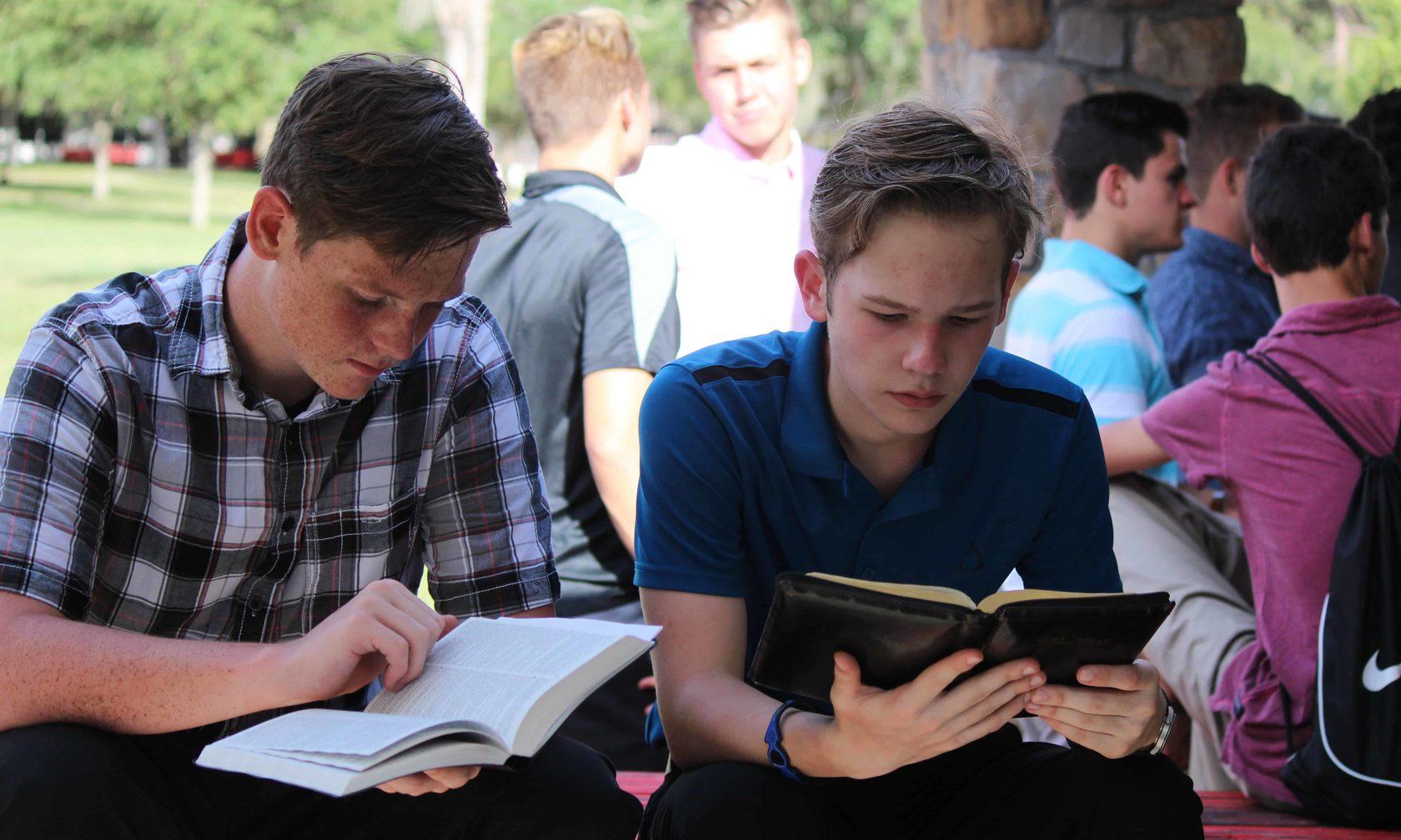 Providence Christian School Riverview - Training Servants