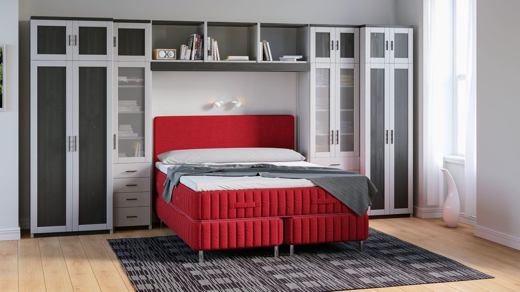 Regale Laden RLB Berlin GmbH - Betten, Schranksysteme und Matratzen