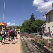 Bahnhof Mont-Luis