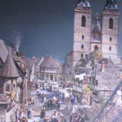 Markttreiben in Wittenberg