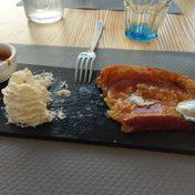 Dessert Schlachtfeld