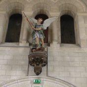 Saint Michel der Kirchenengel