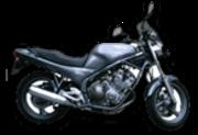YAMAHA XJ 600N