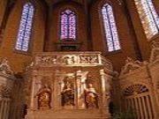 Chor von Saint Pierre