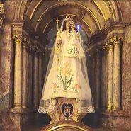 Madonna der kleinen Kirche