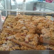 Rhabarber-Streusel Kuchen