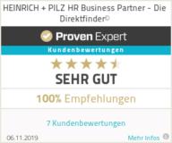Anerkannte Experten in der Personalberatung: Heinrich + Pilz