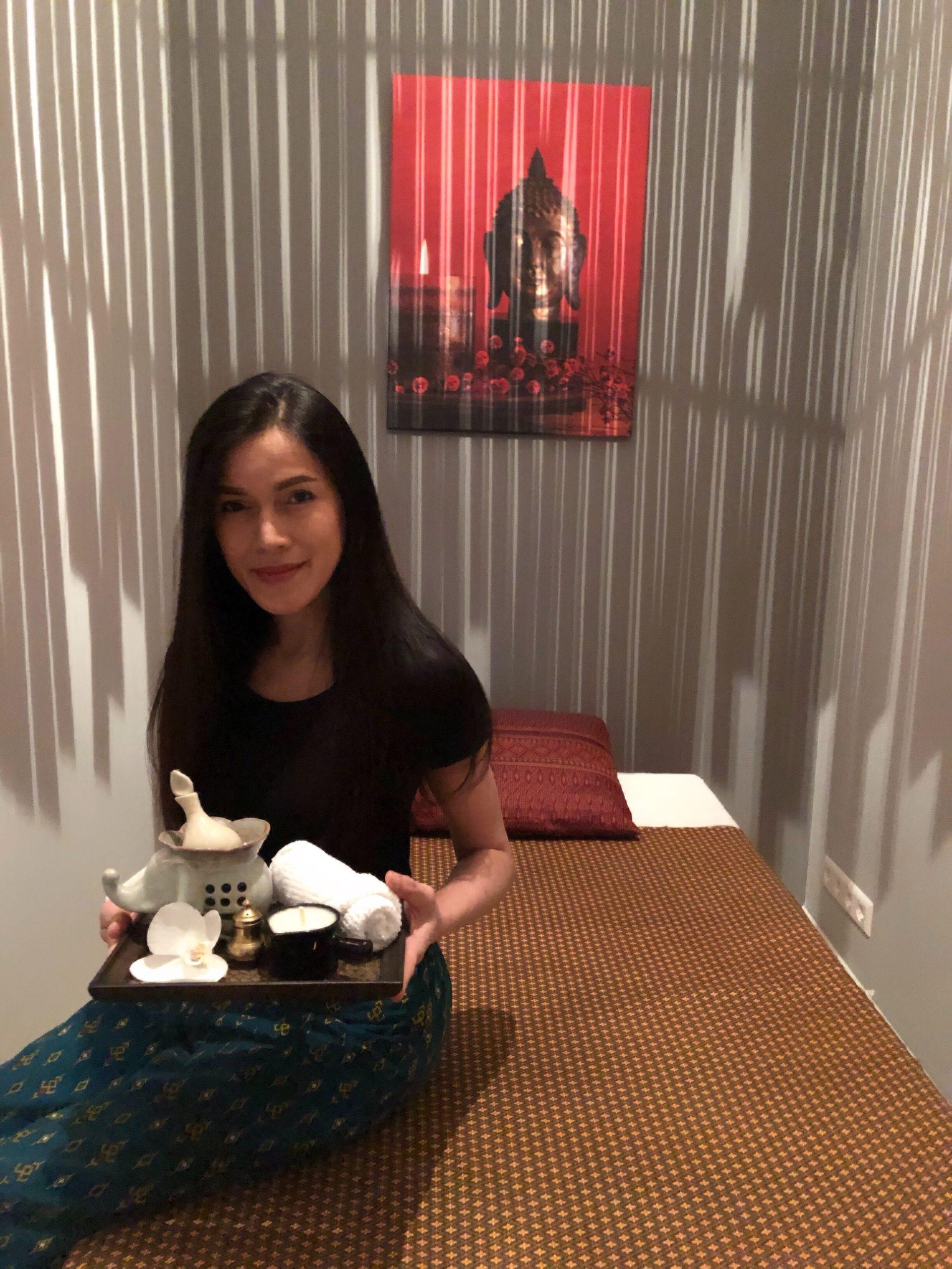 Thai massage charlottenburg berlin