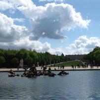 Apollobrunnen in Versailles