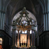 Altar der Kathedrale