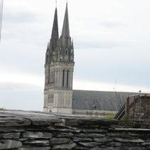 die Kathedrale vom Schloß