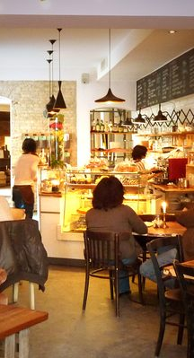 Krone Kitchen Coffee In Berlin