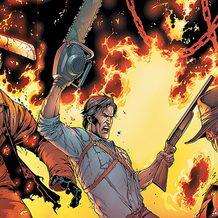 Ein wahr gewordener Traum für alle Horror-Fans: Ash Williams, Jason Voorhees und Freddy Krüger in EINEM Comic!
