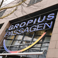 Gropius-Passagen: 16.000 qm Abdichtung inkl. Gußasphalt