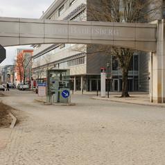 Medienstadt Babelsberg: 400 qm Abdichtung inkl. Gußasphalt, Rampe