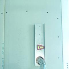 Mit der Schablone werden die Kombinaltionen angezeichnet. alle Richtungen  sind möglich. rechts,links, senkrecht drüber oder drunter