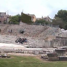 antikes Theater von Arles